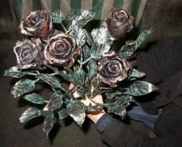 Кованые цветы в Воронеже №50