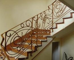 Кованые лестницы в Воронеже №32
