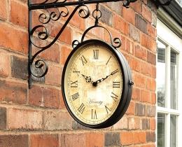 Кованые часы в Воронеже №64