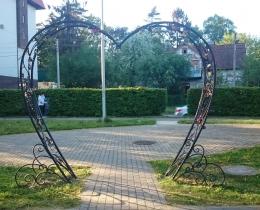 Кованые арки в Воронеже №121