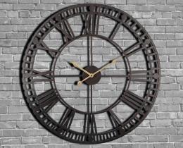 Кованые часы в Воронеже №83
