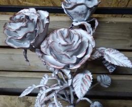 Кованые цветы в Воронеже №58