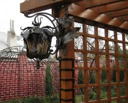 Кованые фонари в Воронеже №50