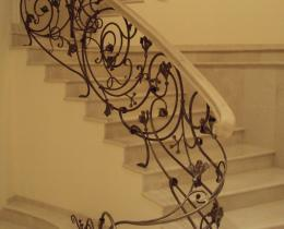 Кованые лестницы в Воронеже №34