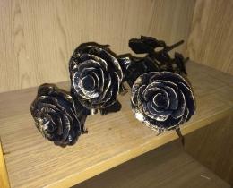 Кованые цветы в Воронеже №59