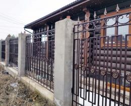 Кованые заборы в Воронеже №145