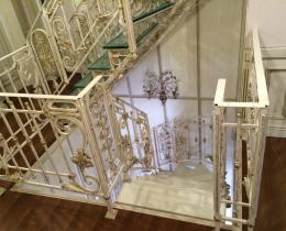 Кованые лестницы в Воронеже №35