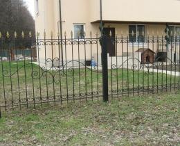 Кованые заборы в Воронеже №146