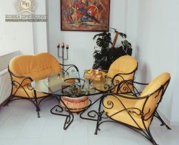 Кованые столы в Воронеже №36