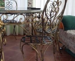 Кованые стулья в Воронеже №21
