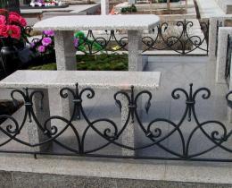 Кованые ограды в Воронеже №12