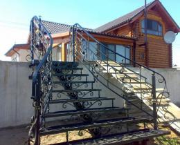 Кованые лестницы в Воронеже №71