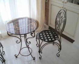 Кованые стулья в Воронеже №64