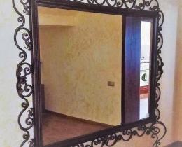 Кованые зеркала в Воронеже №85
