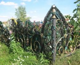 Кованые ритуальные изделия в Воронеже №70