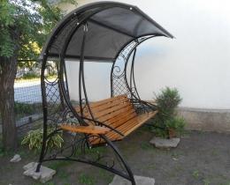 Кованые качели в Воронеже №87