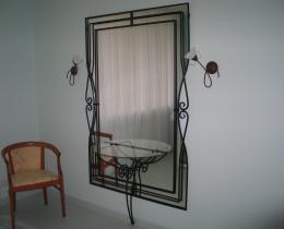 Кованые зеркала в Воронеже №88