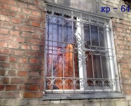 Кованые оконные решетки в Воронеже №95