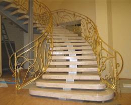 Кованые лестницы в Воронеже №72
