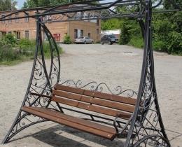 Кованые качели в Воронеже №88