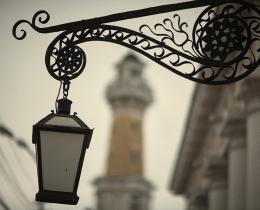 Кованые фонари в Воронеже №73