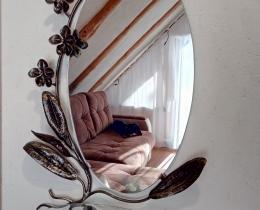 Кованые зеркала в Воронеже №97