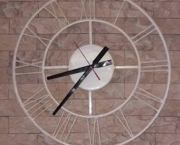 Кованые часы в Воронеже №42