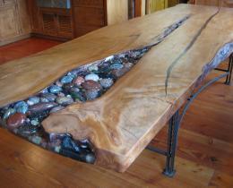 Дизайнерские столы, столешницы №30