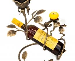 Кованые винницы, подставки под вино №9