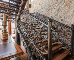 Кованые лестницы в Воронеже №18