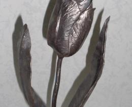 Кованые цветы в Воронеже №67