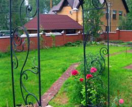 Кованые арки в Воронеже №54
