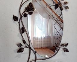 Кованые зеркала в Воронеже №111