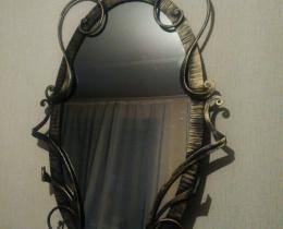 Кованые зеркала в Воронеже №112