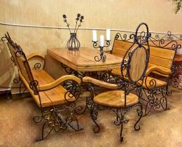 Кованые стулья в Воронеже №50