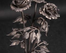 Кованые цветы в Воронеже №69