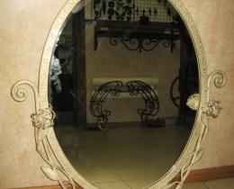 Кованые зеркала в Воронеже №125
