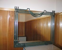 Кованые зеркала в Воронеже №126