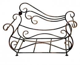 Кованая мебель для питомцев №97