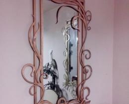 Кованые зеркала в Воронеже №130
