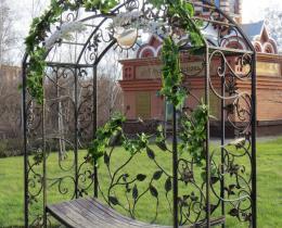 Кованые арки в Воронеже №60