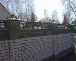 Кованые заборы в Воронеже №22