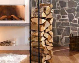 Кованые каминные наборы, дровницы, решетки №8
