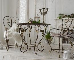 Кованые стулья в Воронеже №14
