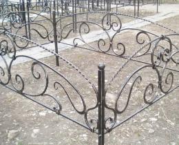 Кованые ограды в Воронеже №3