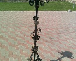 Кованые фонари в Воронеже №87