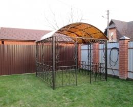 Кованые беседки в Воронеже №158