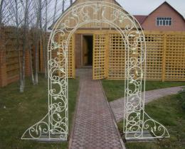 Кованые арки в Воронеже №65