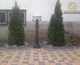 Кованые фонари в Воронеже №22