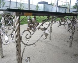Кованые столы в Воронеже №95